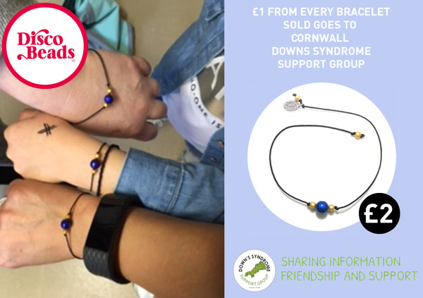 Down Syndrome Support Group Bracelet