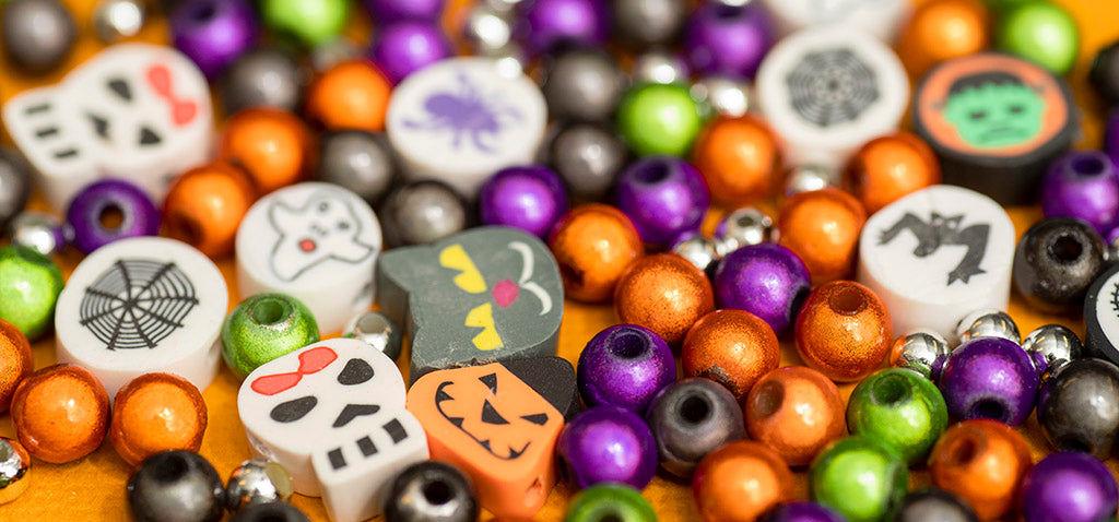 Halloween - loads of colourful creations for you to make