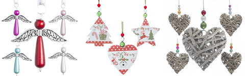 Christmas Decorations at Disco Beads