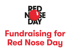 Fundraising for Comic Relief