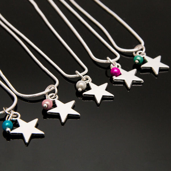 Star Necklace - Beautiful Dainty Jewellery