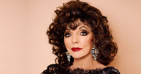 Joan Collins Gemini