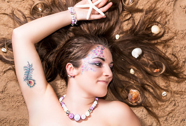 Mermaid - Funky, Reflective Jewellery Made by the Beach