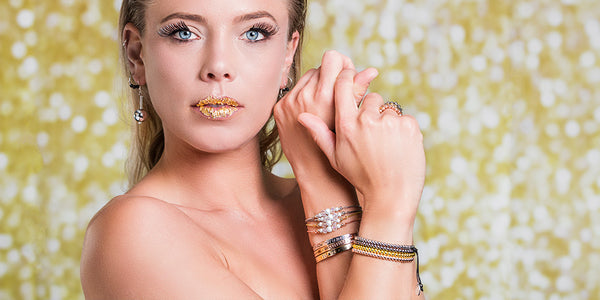 Metallic Collection - Beautiful metal coloured collection of jewellery