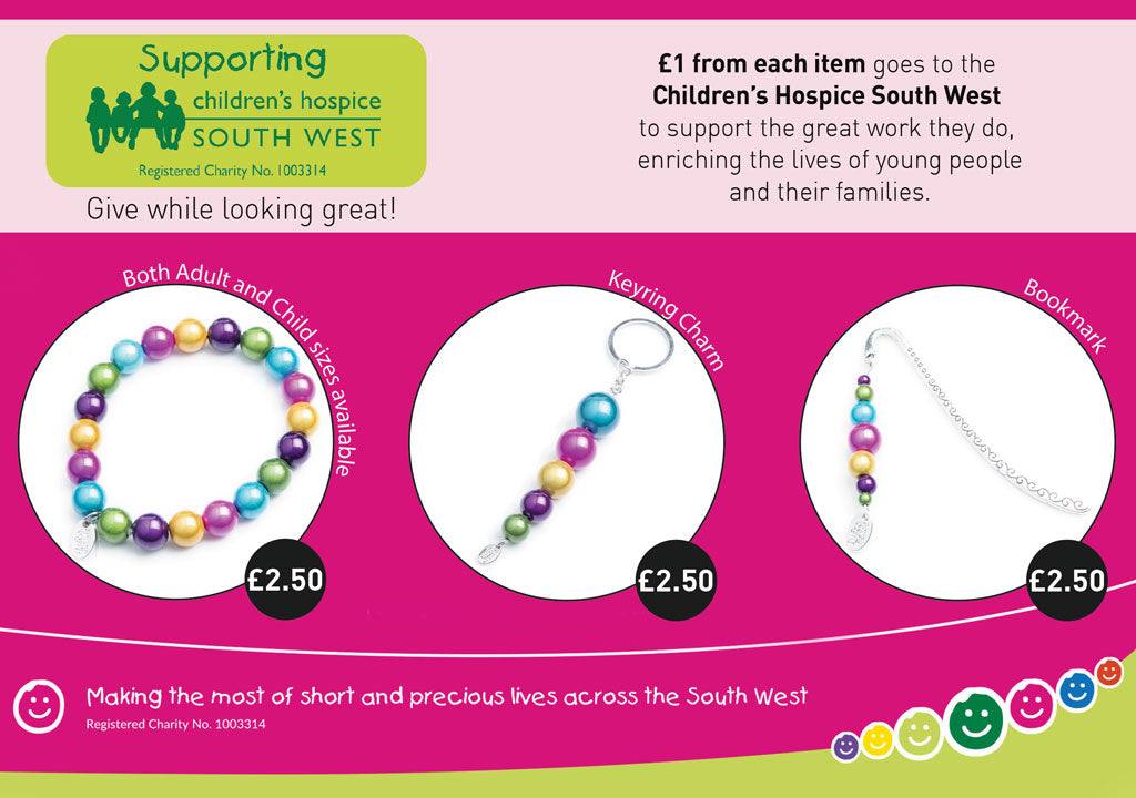 South West Childrens Hospice - Give while looking great!