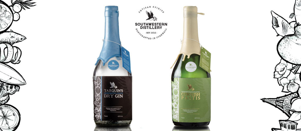 Southwestern Distillery - beautiful Gin made the old way!