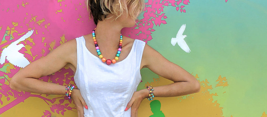 Summer Lovin' Funky Jewellery at a great price