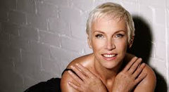 Annie Lennox Birthstone January Garnet