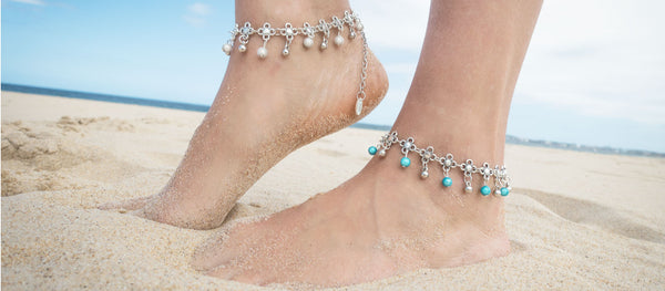 Bohemian Anklets - They're back!