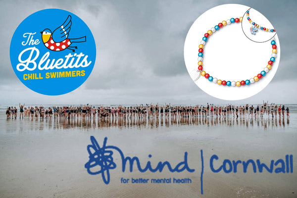 Bluetits Chill Swimmers - £1 from each item in this range goes to Mind Cornwall
