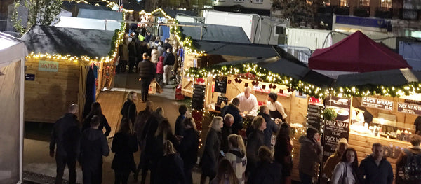 Exeter Christmas Markets - Christmas Gifts