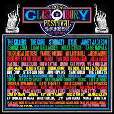 Glastonbury line up 2019