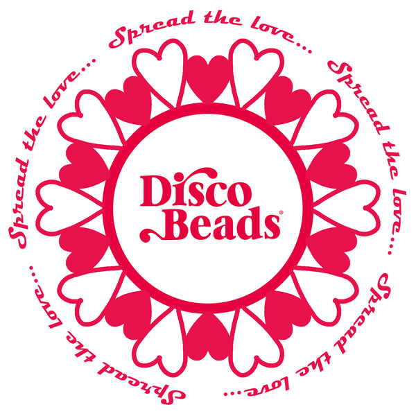 Disco Beads Spread the love