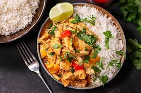 Turkey curry