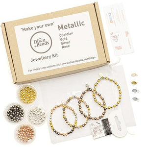 Metallic  'Make Your Own'  Kit