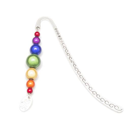 Book Marks - Accessories- Disco Beads