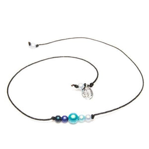 Surfer Anklet - Anklets- Disco Beads