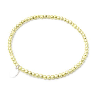 Ultra Fine Anklet - Anklets- Disco Beads