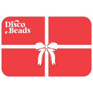 Gift Card - Gift Card- Disco Beads
