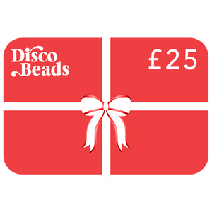 Gift Voucher - Gift Card- Disco Beads