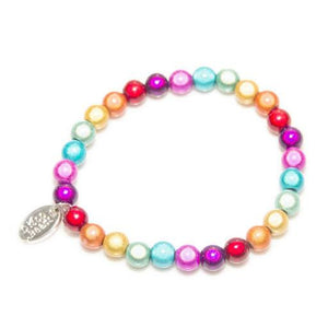 Kids Super Fine Bracelet - Kids- Disco Beads