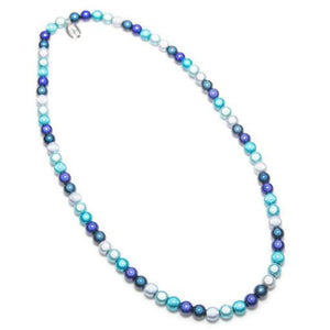 Kids Super Fine Necklace - Kids- Disco Beads
