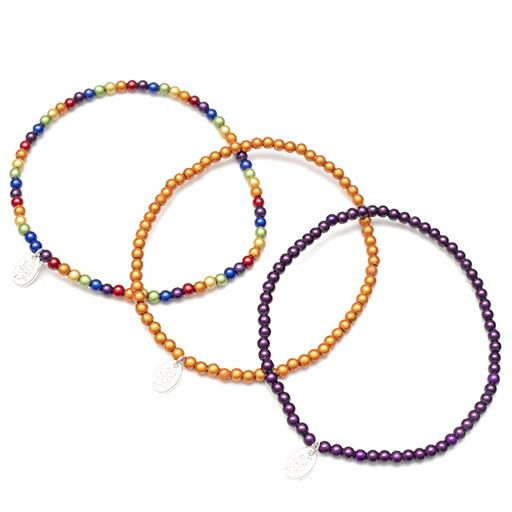 Pride - Anklet Bundle - Pride- Disco Beads