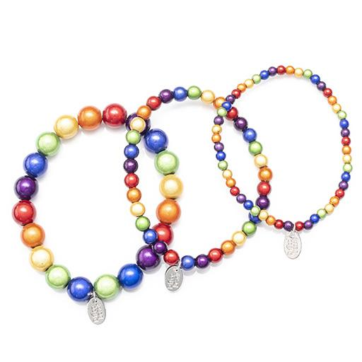 Pride - Bracelet Bundle - Pride- Disco Beads