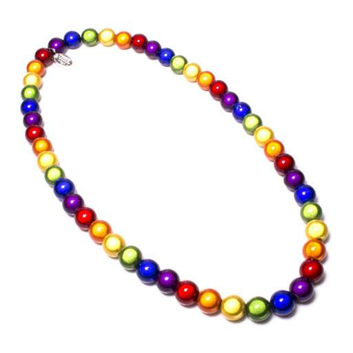 Pride - Fine Necklace - Pride- Disco Beads