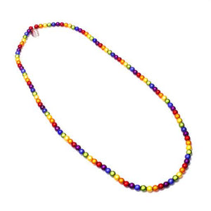 Pride - Ultra Fine Necklace - Pride- Disco Beads