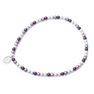 Ultra Fine Anklet - SALE! - SALE- Disco Beads