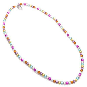 Ultra Fine Necklace - SALE! - Special- Disco Beads