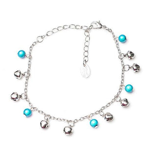 Chime Anklet - Special- Disco Beads
