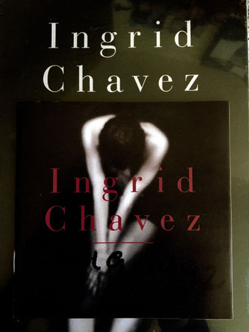Ingrid Chavez - May 19, 1992 CD (signed)
