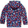 Geometric print Ride Hemi Insulated Jacket - Boys