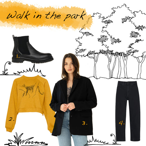 walk in the park outfit