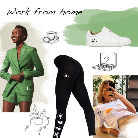 work from home outfit