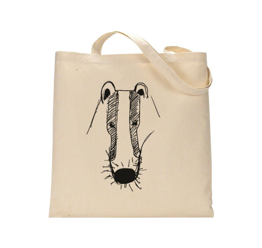 Bags - Badger Tote Bag