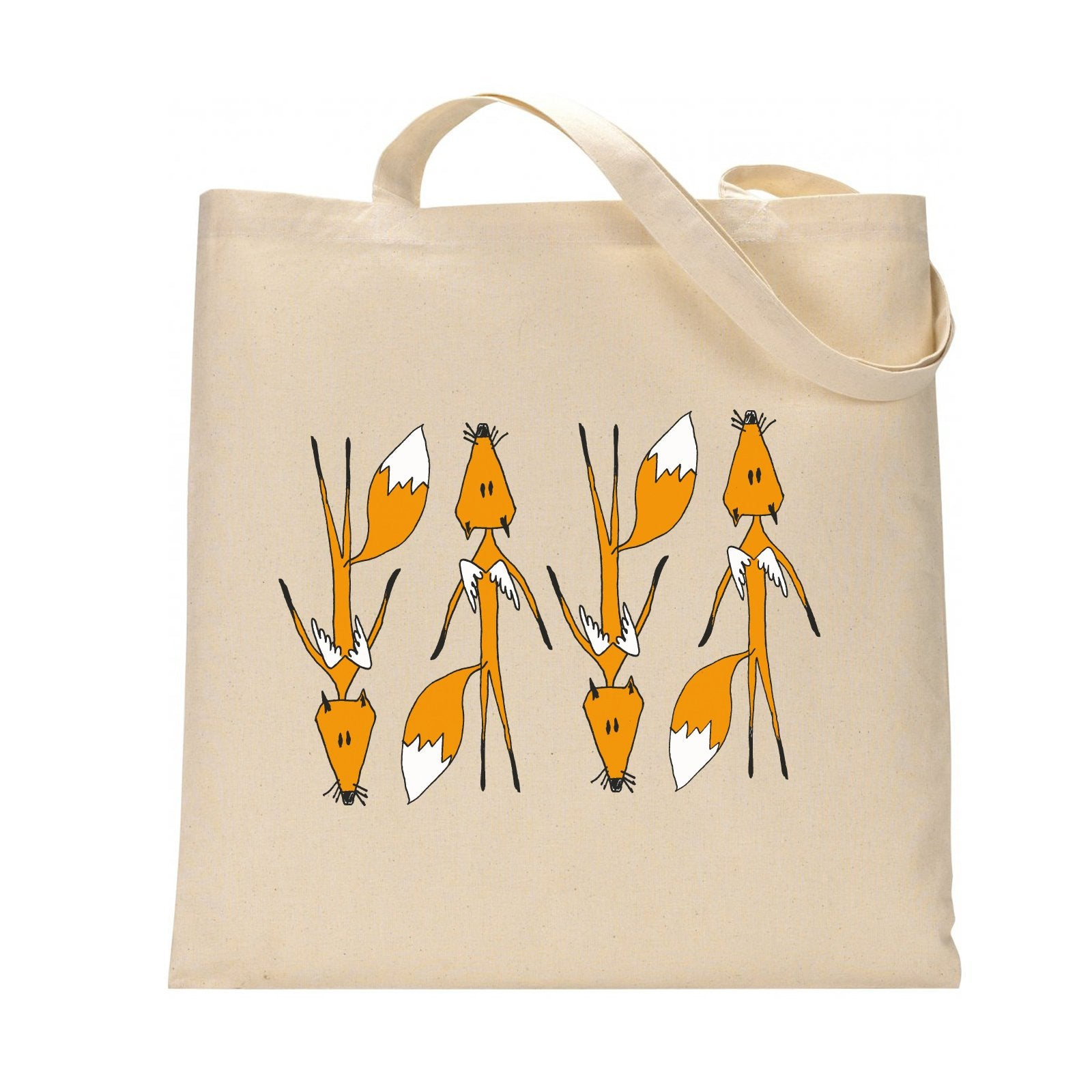 Bags - Flying Foxes Tote Bag