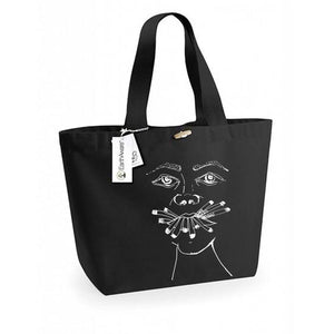 Bags - Large Handbag, Black