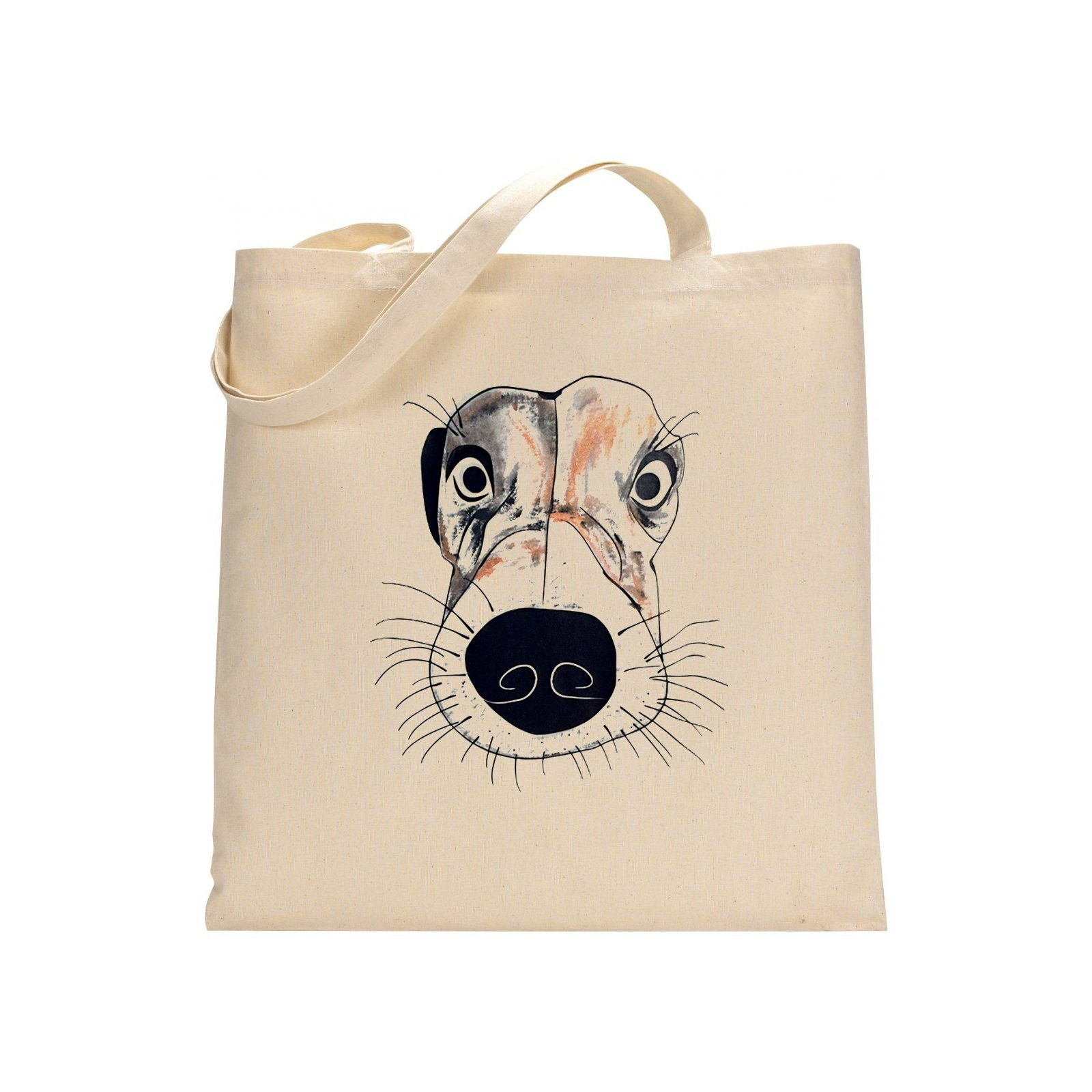 Bags - Oli The Dog Tote Bag