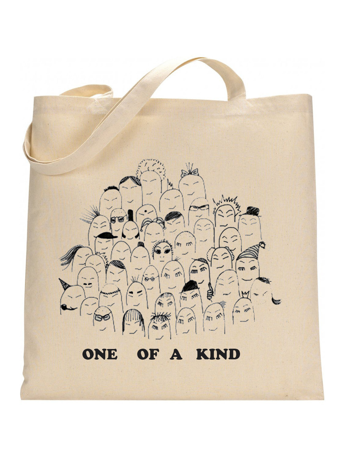 Placebo inspired One of a kind tote bag - ARTsy clothing