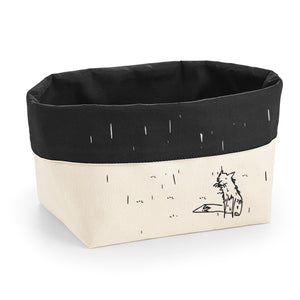Canvas Organiser - Canvas Organiser, Fox In The Rain