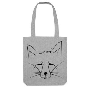 New fox tote bag