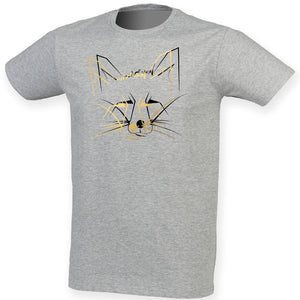 Golden fox men t-shirt