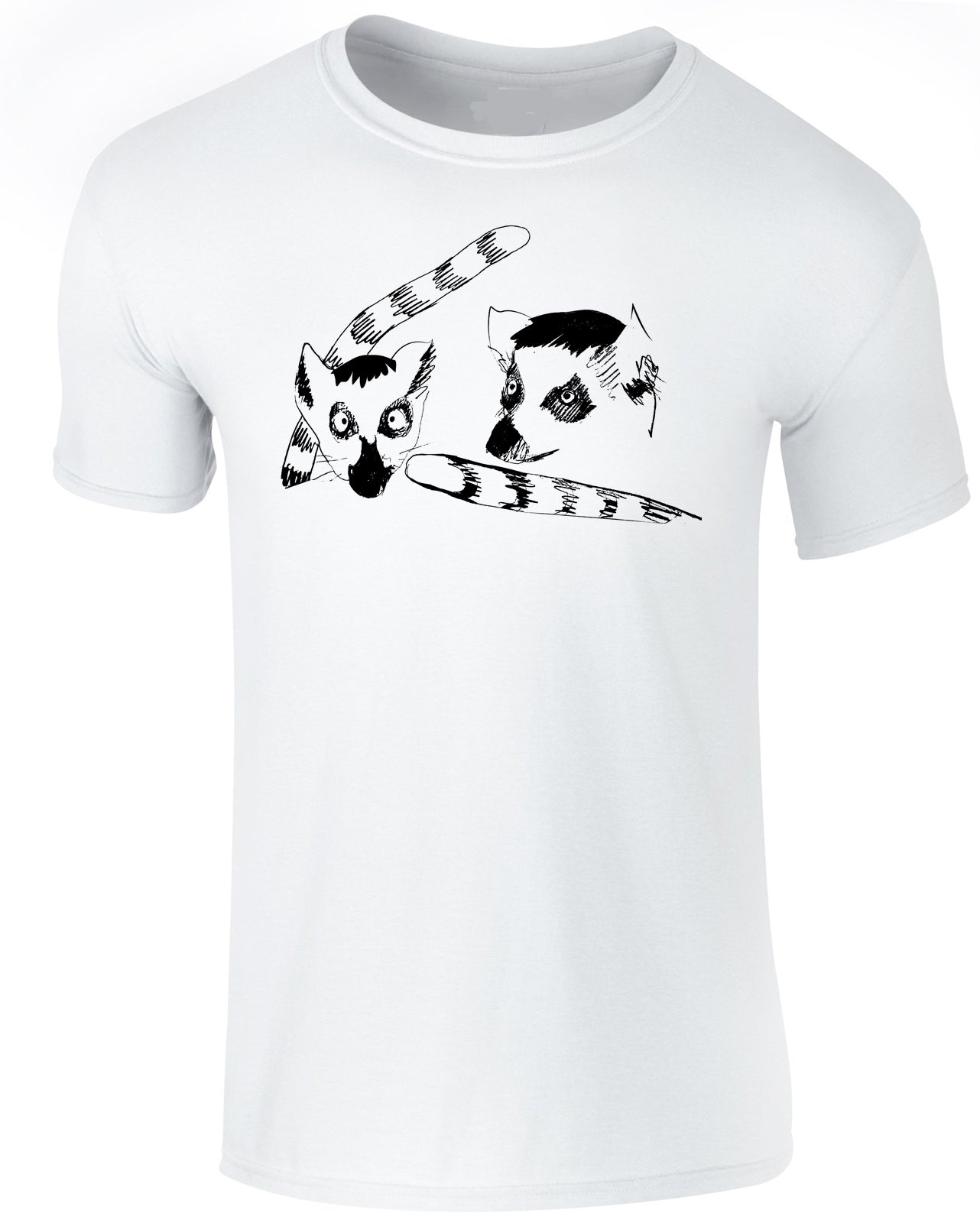 Lemur men t-shirt