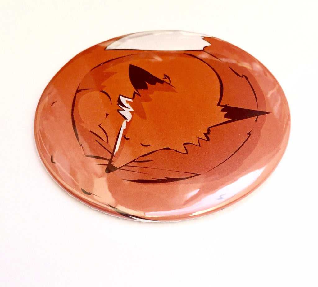 Pocket Mirror - Pocket Mirror, Sleeping Fox