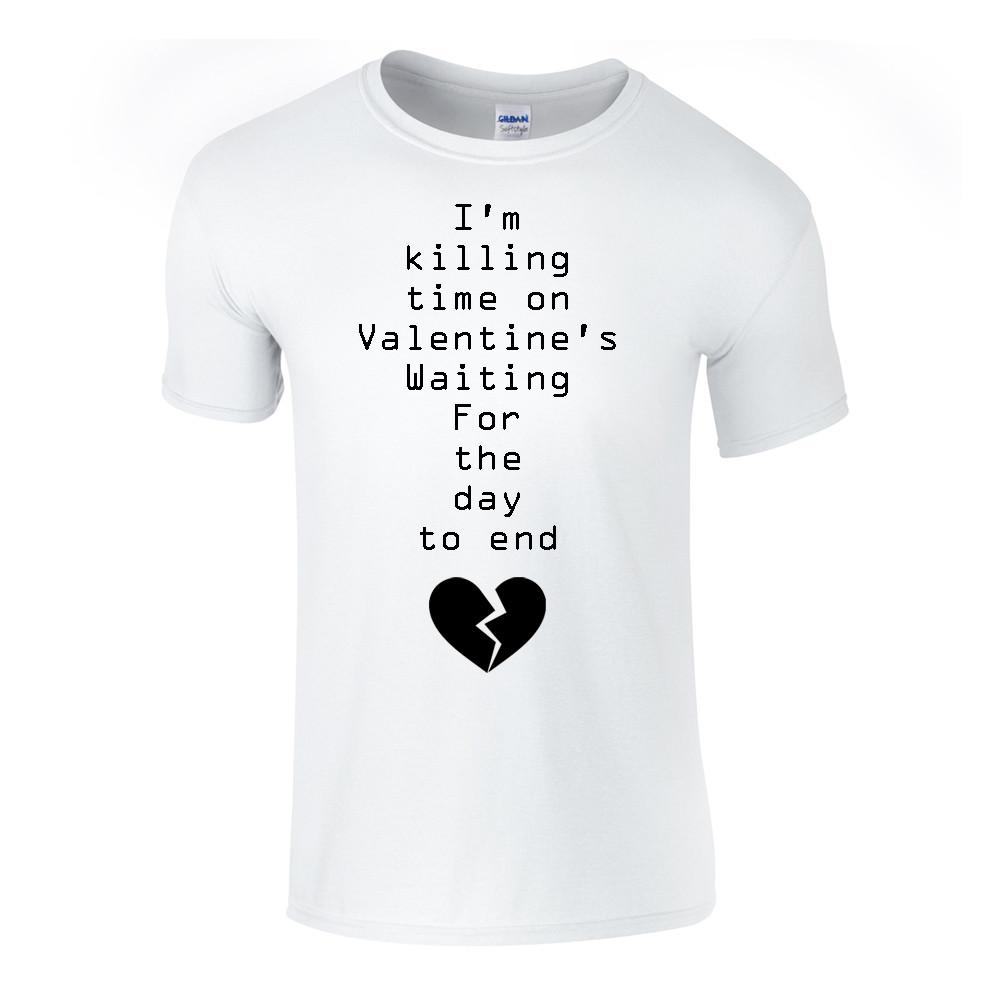 T-shirts - Anti Valentines Day T-shirt
