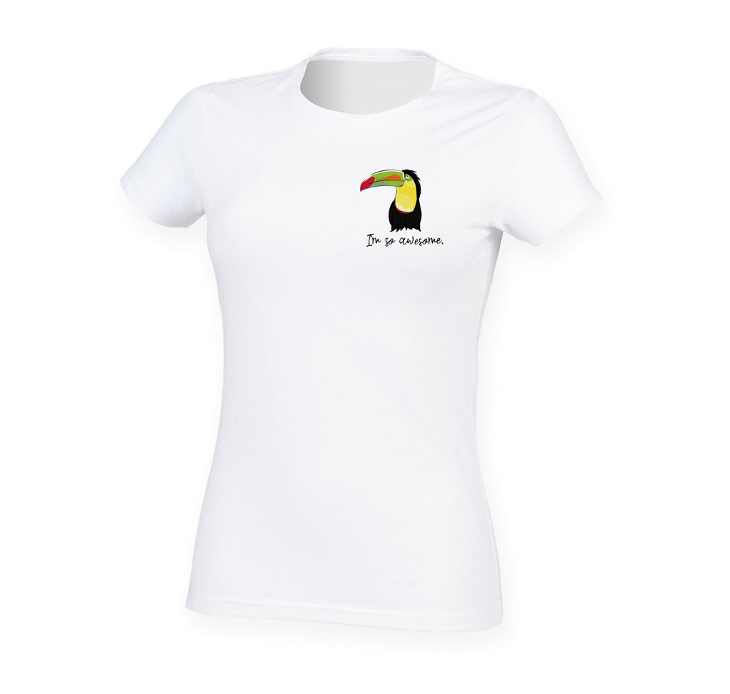 T-shirts - Awesome Toucan Women T-shirt