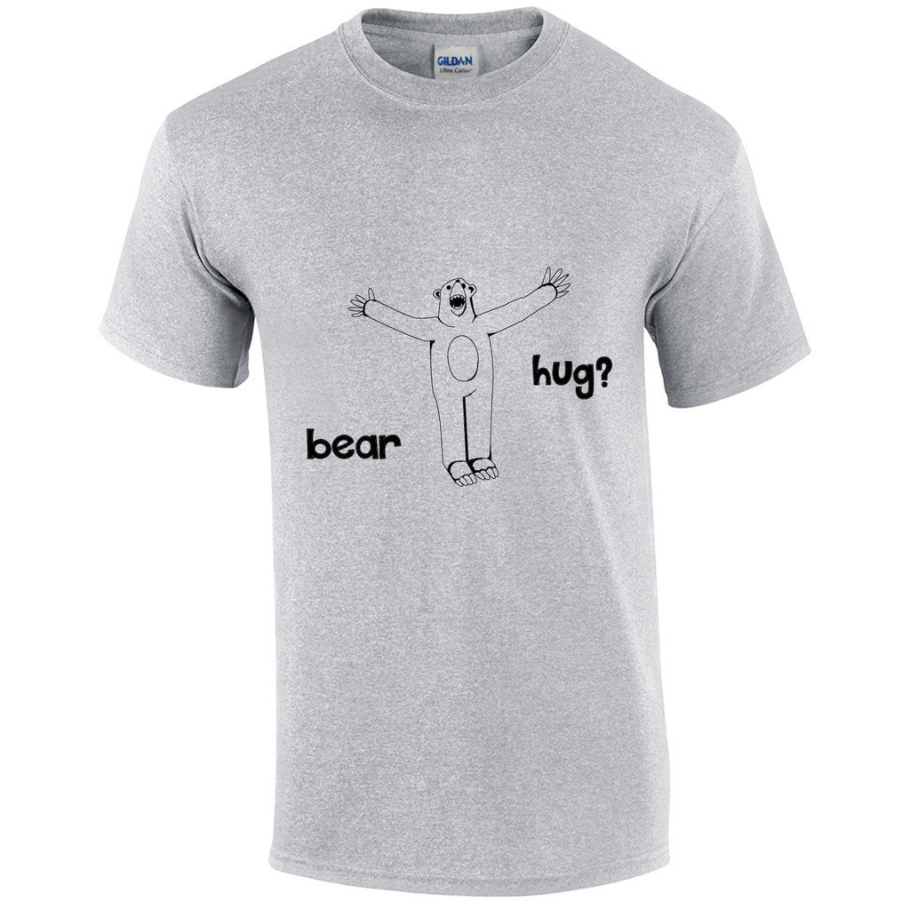 T-shirts - Bear Hug T-shirt